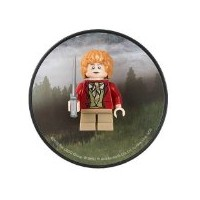 【未開封】レゴ LEGO The Hobbit An Unexpected Journey Bilbo Baggins Magnet ホビット マグネット 850682
