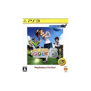 【中古】 みんなのGOLF6 PlayStation3 the Best /PS3 【中古】afb
