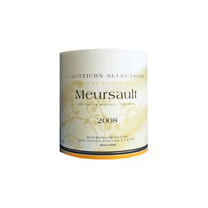 [2008] Meursault - Courtiers Selectionsムルソー - クルティエ・セレクション