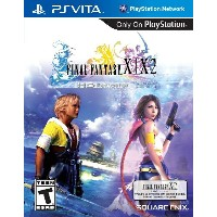 PSV FINAL FANTASY X/X-2 HD REMASTER USA(ファイナルファンタジーX/X-2 HDリマスター 北米版)〈Square Enix〉