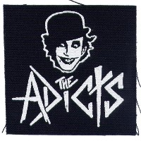 パッチ[ ADICTS ]ACE001