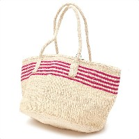 RHC Ron Herman(ロンハーマン) Sisal Basket Tote (かごトートバッグ) BEIGE 277-002277-010+【新品】