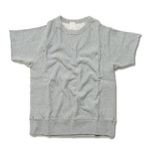 RHC Ron Herman (ロンハーマン): Chillax Sweat Tee (Gray)