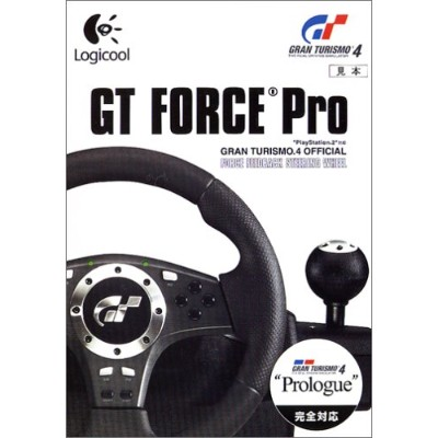GT Force Pro ロジクール PlayStation2 新品