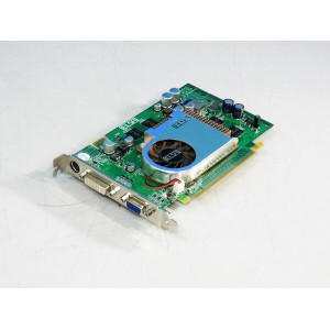 ELSA GeForce 6600GT 128MB DVI/VGA/TV-out PCI Express x16 GLADIAC 743GT GD743-128EBGT【中古】【全品送料無料セール中...