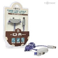 【TOMEE】Game Boy Advance to GameCube Link Cable【ゲームキューブ用GBAケーブル】サードパーティ製
