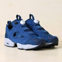 Reebok INSTAPUMP FURY SP(リーボック インスタポンプ フューリー SP)NOBLE BLUE/COLLEGE NAVY/CLOUD GRAY【メンズ レディース スニーカー】...