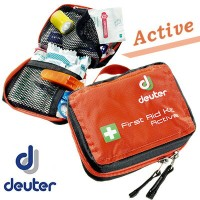 deuter(ドイター) First Aid Kit Active (ファーストエイドキット・アクティブ) D4943016-9002 救急箱 4点までメール便OK(ho0a181)