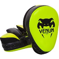 Venum Cellular 2.0 Punch Mitts, Neo イエロー (海外取寄せ品)