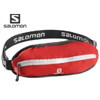 【nightsale】 SALOMON/サロモン 【在庫限り】L38255000 AGILE SINGLE BELT (BRIGHT RED)
