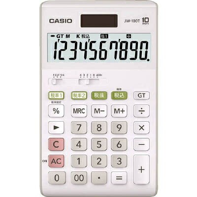CASIO JW100TN