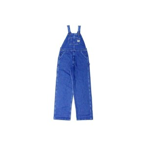 Carhartt WASHED DENIM BIB OVERALL (DST: BLUE DENIM)カーハート/オーバーオール
