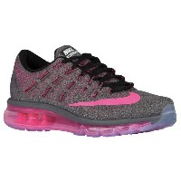 Nike Air Max 2016メンズ Dark Grey/Black/Wolf Grey/Pink Blast ナイキ エアマックス スニーカー