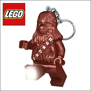 LEGO レゴ スターウォーズ チューバッカ LEDライト キーホルダーSTAR WARS CHEWBACCA LED KEY LIGHT