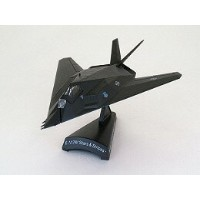 F-117 Stars and Stripes ダイキャスト(1:150)METAL HISTORICAL AIRPLANE