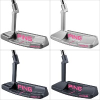 PING Vault Blade Putter w/Pink Paint【ゴルフ ゴルフクラブ>パター】