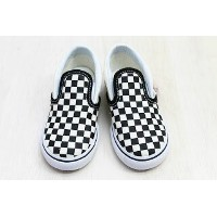 ○【VANS KIDS/ヴァンズ キッズ】【692670】VANS CO CLASSIC SLIP-ON(VN-OEX8BWW)/スリッポン