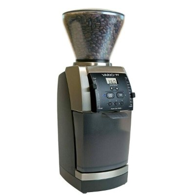 バラッツァ コーヒーグラインダー 豆ひき 豆挽きBaratza Vario-W 986 - Flat Ceramic Burr Coffee Grinder (with Shut-off...