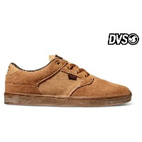 【DVS】QUENTIN カラー:brown gum suede 【ディーブイエス】【スケートボード】【シューズ】