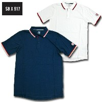 【SALE】NIKE SB×917 Dri-Fit S/S Polo/COUNTRY CLUB/半袖ポロシャツ/SBアパレル