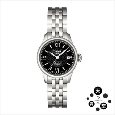 TISSOT T-CLASSIC ティソ TISSOT LE LOCLE AUTOMATIC T41118353