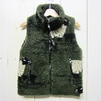 farfield [childs vest][kids][fleece][sheep and lamb] ファーフィールド チャイルドベスト