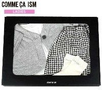 ★SALE 40%OFF★【COMME CA ISM】コムサイズム 6ヶ月~1歳3ヶ月頃用ギフトセット(女の子) 黒『16/9/1』010916【送料無料】