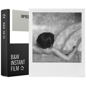 IMPOSSIBLE B&W FILM FOR SX-70