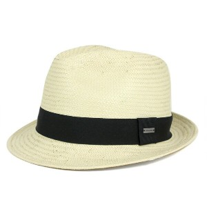 16%OFF キャバレロ トリルビーハット フィゲラス ペーパーストロー ナチュラル 帽子 CABALLERO TRILBY HAT FIGUERAS PAPER STRAW NATURAL...