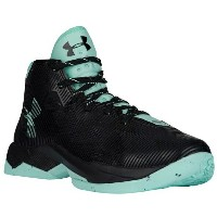 Under Armour Curry 2.5キッズ/レディース Black/Crystal/Crystal アンダーアーマー カリー2.5 バッシュ ステフィン・カリー