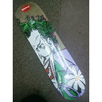 【Almost】7.75 × 30.9 Daewon Song Joker Splitface  Skateboard Deckオールモスト スケートボード デッキ
