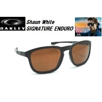 オークリー(OAKLEY)サングラス【SHAUN WHITE ENDURO】SIGNATURE SERIES OO9223-01