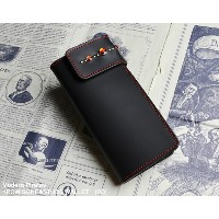 [ Modern Pirates ] 1ROW SONE&STUDS WALLET (RD)