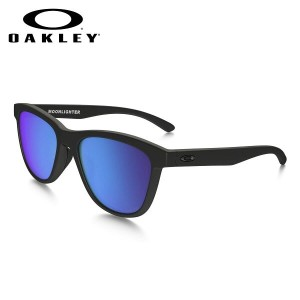 決算SALE オークリー 偏光サングラス ムーンライター OAKLEY OO9320-11 MOONLIGHTER Matte Black / Sapphire Iridium Polarized...