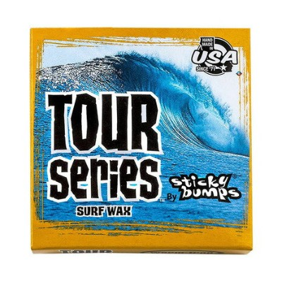 stickybumps スティッキーバンプス STICKY BUMPS TOUR SERIES WARM-TROPICAL WAX メンテナンス小物 マリングッズ (Men's)