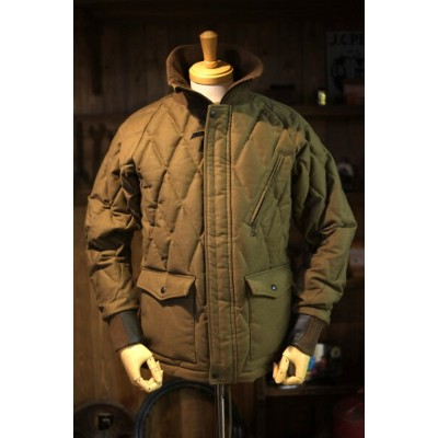 送料無料【smtb-tk】WEST RIDE(ウエストライド)◆【ALL NEW RACING DOWN JKT2 WIND GUARD】≪MILITARY CORD COTTON...