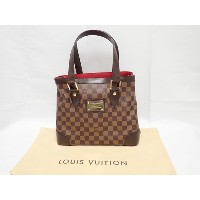 LOUIS VUITTON ルイヴィトン ダミエ ハムステッドPM N51205【新品同様】【ルイヴィトン】【ダミエ】【ハムステッドPM 】【N51205】