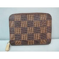 ★【LOUIS VUITTON】ルイ・ヴィトン ダミエ ジッピーコインケースN63070 【中古】