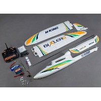 HobbyKing BixlerR 2 EPO 1500mm w/Optional Flaps - Mode 2 (RTF