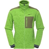 ノローナ Norr?na メンズ アウター ジャケット【Trollveggen Thermal Pro Fleece Jacket】Clean Green
