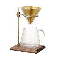 KINTO SLOW COFFEE STYLE STAND BREWER STAND SET SO2 4cupsKINTO SLOW COFFEE STYLE ブリューワースタンドセット ...