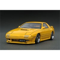 1/43 Mazda Savanna RX-7 (FC3S)Yellow【IG0562】 ignitionモデル [ignition IG0562 Mazda Savanna RX-7 Yellow...