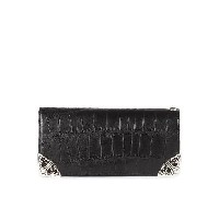 CHROME HEARTS SHINY ALLIGATOR LONG SINGLE FOLD WALLET クロムハーツ SHINY ALLIGATOR ロング シングルフォールド ウォレット