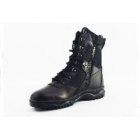 ROTHCO ロスコ FORCED ENTRY COMPOSITE TOE TACTICAL BOOT with SIDE ZIPPER ブーツ) メンズ 【FORSEDサイドジップ】
