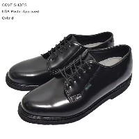 COVE SHOES COMPANY(コーヴ シューズ カンパニー)【1544】USA Postal-Approved Oxford/POSTMAN SHOES/BLACK/CORCORANポストマン...