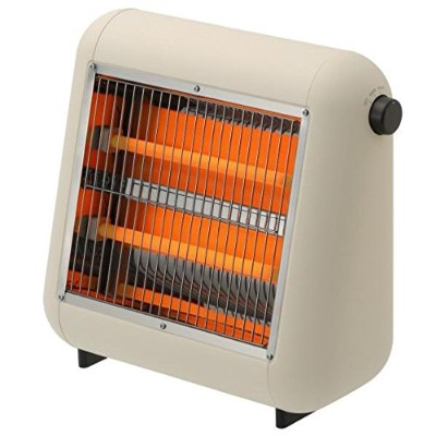 ±0 Infrared Electric Heater ベージュ