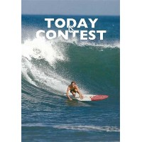 [ロングボード] TODAY IS CONTEST