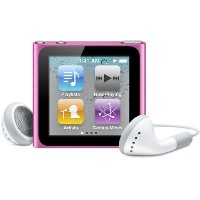 Apple iPod nano 8GB ピンク MC692J/A
