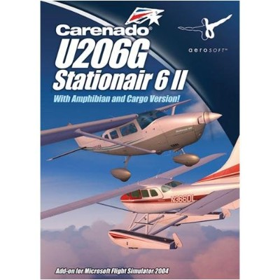 Carenado 206 Stationair Add-On (輸入版)