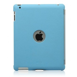 新しいiPadケース Smart Match Back Cover ブルー